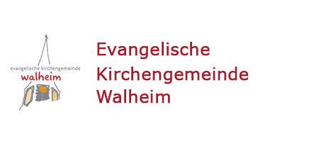 Logo Evangelische Kirchengemeinde Walheim